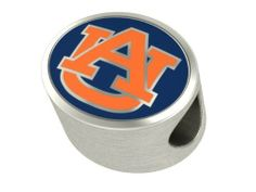 Auburn Tigers Collegiate Bead Charm Fits Most Pandora Style Bracelets Including, Chamilia, Zable, Troll and More. High Quality Bead in Stock for Fast Shipping Collegiate Beads. $59.00. Officially Licensed - Made in the U.S.A.. Very High Quality, Great Addition to Any Bracelet. Solid Sterling Silver - Not Plated. Fits Pandora, Chamilia, Biagi, Zable, Troll and More. Ships Fast - In Stock