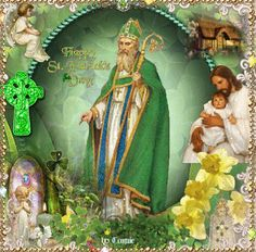 About the Real St. Patrick Joyful226/ Connie