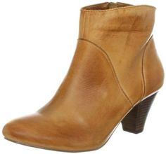 Steve Madden Women's Proccess Ankle Boot - Cognac Leather