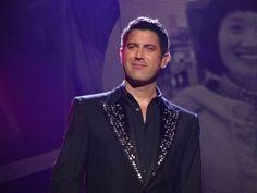 Celebrity Suit - Il Divo Star Sebastien Izambard