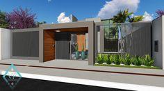 An awesome Virtual Reality pic!  Proposta de fachada residencial. MadeiraCimento queimado.   Projeto: Arq. Vanessa Fiorentini. #cimentoqueimado #arquitetura #ideias  @revistaformas #instahome #homeideas #homestyle #homeinspiration  #detalhesqueamamos @casasluxuosas #Fachada #rusticomoderno #home #brazilianarchitecture #archilovers #architecture #lumion #sketchup #3D #virtualreality #projetos3D by fiorentiniarquitetura check us out: http://bit.ly/1KyLetq