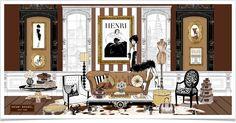 Megan Hess Illustration, new york
