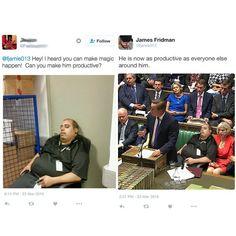 #JamesFridman
