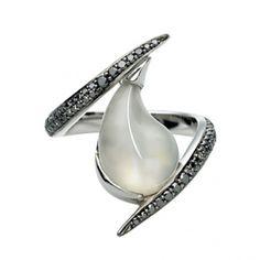 Black diamons @ gemstonesblack ring