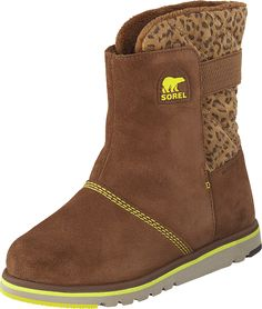 Sorel - Youth Rylee 260 Nutmeg Bearpaw Boots, Ugg Boots, Uggs, Youth, Shoes, Fashion, Moda, Zapatos, Shoes Outlet