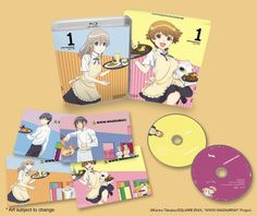 WWW.Wagnaria Collection 1 Blu-ray Anime Review