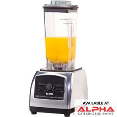 Wide collection of commercial kitchen blenders of top brands like Sirman, KitchenAid, Waring and Hamilton Beach at affordable prices from Alpha Catering Equipment.