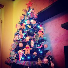 My candy tree!!