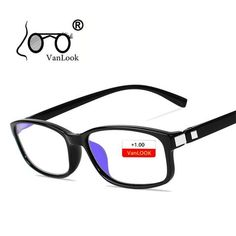 f16f3bf77c Anti Blue Ray Reading Glasses Computer Lenses for Women Spectacles Men  Eyeglasses Gafas de Lectura +