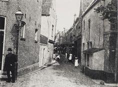Hekelstraat Alkmaar (jaartal: 1900 tot 1910) - Foto's SERC