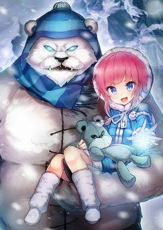Tags: Anime, Fanart, Pixiv, League of Legends, PNG Conversion