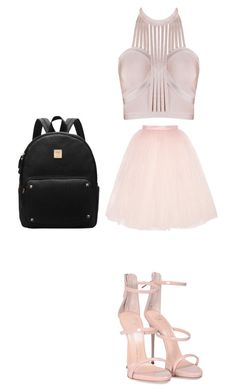 """""""Untitled #2344"""" by angfra ❤ liked on Polyvore featuring Ballet Beautiful and Giuseppe Zanotti"""