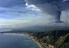 ETNA ERUPTION SICILY ITALY - http://bestdronestobuy.com/etna-eruption-sicily-italy/