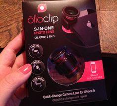 Fisheye, Wide-Angle und Macro Lens – Olloclip