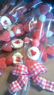 Valentine's Day Candy Kebobs