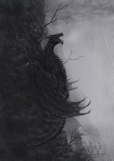 And the Scrolls have foretold, of black wings in the cold, That when brothers wage war come unfurled! Alduin, Bane of Kings, ancient shadow unbound, With a hunger to swallow the world!