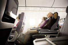 "Lufthansa's Premium Economy Seats Are Here (With 50 Percent More ""Living Space"") 