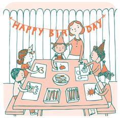 Creative Birthday Traditions from The Giant Book of Creativity for Kids by Bobbi Conner