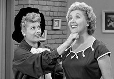 I Love Lucy ~ It was voted number two in TV Guide's 50 Greatest TV Shows of All Time.