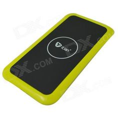 Itian K8 QI Standard Wireless Charger + Receiving Module for Samsung Galaxy Note 3 N9000 - Yellow  — 1467.18 руб. —  Color Yellow Brand Itian Model K8 Material Plastic Quantity 1 Piece Compatible Models OthersSamsung Galaxy Note 3 N9000 Input Voltage 5 V Output Current 700~1000 mA Output Power 5 W Output Voltage 5 V Plug Specifications OthersUSB Packing List 1 x WPC_Qi standard wireless charger 1 x Receiving Module for Samsung Galaxy Note 3 N9000 1 x USB cable (123cm) 1 x English user manual