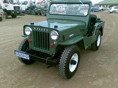 Willys 1956 CJ-3b