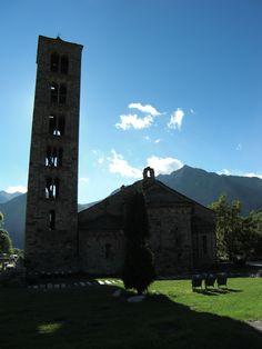 Arquitectura románica en el pirineo 2