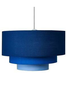 Buy Blue 3 Tier Easy Fit Shade from the Next UK online shop