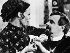 photo Anthony Hopkins Claire Bloom Doll House 3515-19