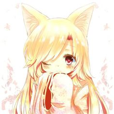 anime fox girl - Google Search