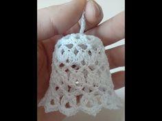Crochet Angel Pattern, Irish Crochet Patterns, Crochet Angels, Crochet Motif, Crochet Flowers, Mini Christmas Ornaments, Christmas Crafts For Gifts, Crochet Home, Crochet Gifts