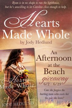 Hope you join in this great giveaway celebrating the release of Hearts Made Whole! #giveaway #lighthouses #bookstolove https://promosimple.com/ps/7615