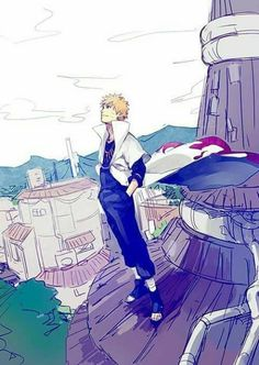 Naruto Uzumaki - The 7th Hokage ♥♥♥ Wallpaper #Konoha #Finally