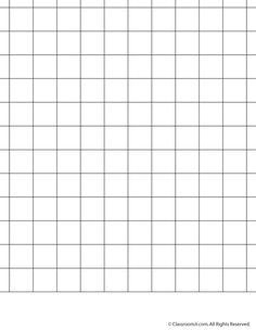 Graph Paper Printable 8.5X11 Free   Printable Graph Paper and Grid Paper 2 cm Grid Paper – Classroom Jr.