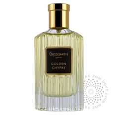 Grossmith London - Black Label Collection - Golden Chypre