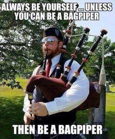Scotch Image, Bagpipe Music, Scottish Quotes, Scottish Bagpipes, Clan Macdonald, Celtic Pride, Scottish Culture, Scotland History, Men In Kilts
