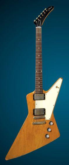 James Hetfield | '59 Gibson Explorer.