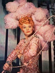 """Lucille Ball in """"Ziegfeld Follies of 1946"""""""