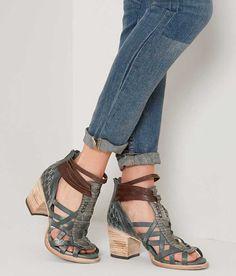 Freebird by Steven Penny Sandal - Women's Shoes in Blue Multi | Buckle