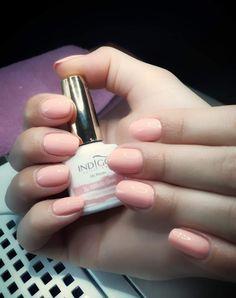Peach Nails, Indigo Nails, Nail Polish, Manicure, Other, Ongles, Nail Polishes, Polish, Peach Colored Nails