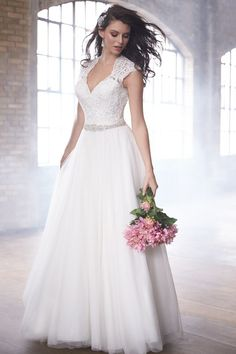 MJ172 Madison James Wedding Dress