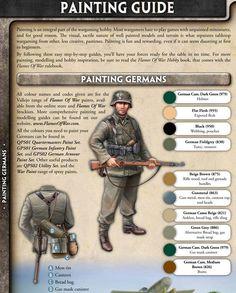 """Résultat de recherche d'images pour """"vallejo painting guide"""""""