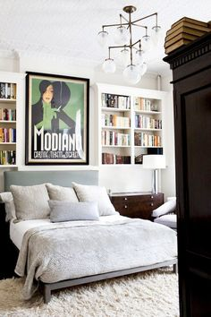 Decor like a pro with these bedroom design ideas! The home design ideas to have the dreamlike bedroom you've ever wanted like a pro with these bedroom design ideas! The home design ideas to have the dreamlike bedroom you've ever wanted! Dream Bedroom, Home Bedroom, Master Bedroom, Bedroom Decor, Modern Bedroom, Stylish Bedroom, Bedroom Lamps, Wall Lamps, Bedroom Ideas