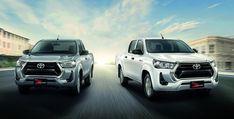 รุ่นและราคา Toyota Hilux Revo Z EDITION 2020 ตัวเตี้ยหน้าหล่อ Toyota Hilux, Vehicles, Car, Automobile, Autos, Vehicle