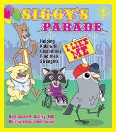 Siggy's Parade:Helping Kids with Disabilities Find Their Strengths Siggy's Parade: Helping Kids with Disabilities Find Their Strengths … Continue reading →