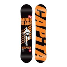 Capita Stairmaster Snowboard - Orange 156 cm by Capita. $323.46. Embrace your inner jibber with the Capita Stairmaster Snowboard. The tried and true traditional camber design of the Stairmaster delivers stable and predictable park riding, day in and day out. Its modest flex rating of 4 out of 10 reflects its forgiving ride and park and pipe minded personality. You'll find this ride full of positive energy thanks to its engineered wood jib core and true twin sh...