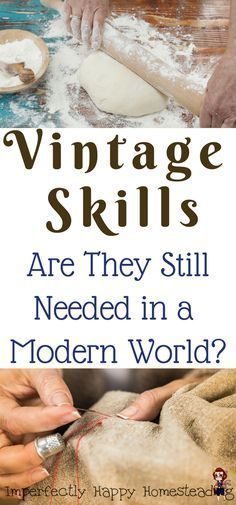 Are Vintage Skills Still Needed in a Modern World? Are homesteaders keeping these skill alive? Survival Food, Homestead Survival, Outdoor Survival, Survival Prepping, Emergency Preparedness, Survival Skills, Urban Survival, Emergency Planning, Teacher Survival
