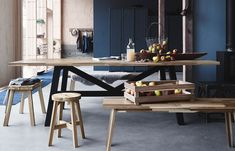 vosgesparis: Skogsta | New kitchen and dining pieces by IKEA