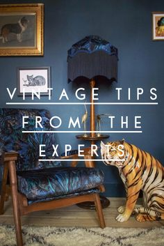 We asked the best in the biz for their top tips on finding that perfect vintage piece for your home Vintage Shops, Vintage Items, Living Room Decor Inspiration, Set Of Drawers, Antique Fairs, Hunting, Crafty, Antiques, Wallpaper