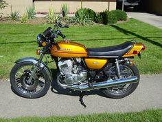 1973 Kawasaki 750 H2 Tripple