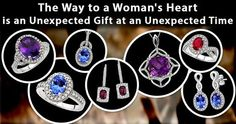 We specialize in the perfect special something for the most important women in your life.